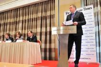 Алексей Ульянов представил на Юридическом Форуме Moscow Times альтернативный законопроект по защите конкуренции и программу «Антитраст по: европейски»