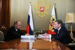 Предложения антимонопольной реформы представлены Президенту России