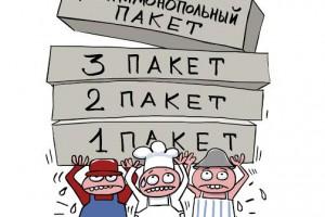 ФАС не учла рекомендации Правительства к антимонопольному пакету