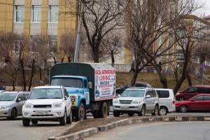 ФАС запрещает раскрашивать грузовики