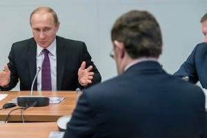 Предприниматели опять пожаловались Путину на ФАС