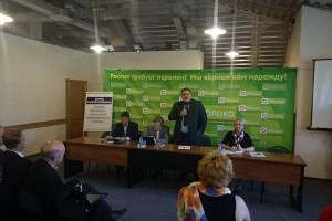 Руководитель ФАС пообещал оппозиционеру Гудкову разобраться с Тимченко и Ротенбергами