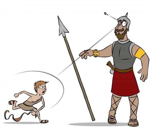 david-goliath-cartoon
