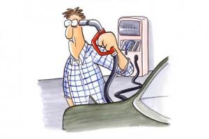 Бензин дорожает вопреки ФАС