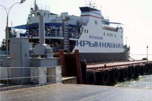ФАС атакует керченскую переправу