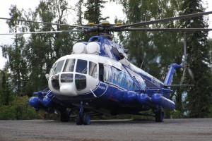 ФАС обеспечивает конкуренцию пожарных вертолетов в Красноярске