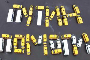ФАС не защищает шоферов флешмоба от действий местной администрации, выдавливающих их с рынка в угоду компаниям-фаворитам