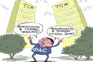 ТСЖ – тоже монополисты