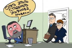 Глава ФАС Игорь Артемьев занят сведением личных счетов