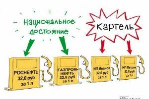 Верховный Суд поддержал решение ФАС о единовременном повышении цен на бензин в Крыму