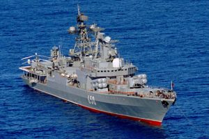 Инициатива наказуема: ФАС штрафует малое предприятие, которое оказалось единственным в состоянии провести нужный ремонт боевого корабля