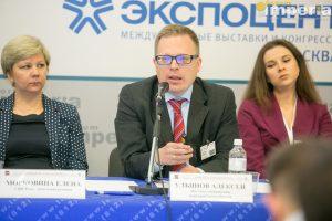 Директор Института повышения конкурентоспособности Алексей Ульянов выступил с докладом на XVI Форуме директоров малого и среднего бизнеса «Мебель как бизнес»
