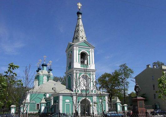 ФАС вышла за пределы полномочий, пытаясь помешать передаче Сампсониевского собора Церкви