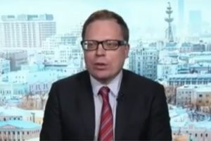 Алексей Ульянов — в эфире РБК-ТВ о новогодних корпоративах
