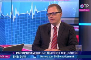 Алексей Ульянов: Мы думаем о своих, только чтобы ответить на санкции. Планов развития нет