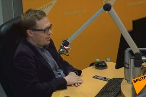 Алексей Ульянов — об итогах года в эфире радио Спутник-ФМ