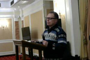 Лекция Алексея Ульянова «Антимонопольная политика РФ: за или против конкуренции?»